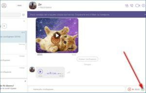 Как правильно отправлять голосовое сообщение в Вайбере