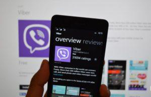 Скачать Viber на Windows Mobile