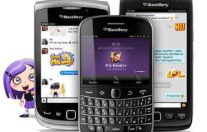 Вайбер для BlackBerry как качать и как установить