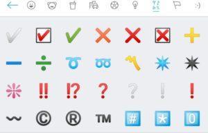 Как расшифровать значение смайликов в сообщениях в Вайбере