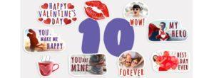 Топ-10 самых скачиваемых новых стикеров от Viber