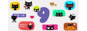 10 самых скачиваемых стикеров от Viber